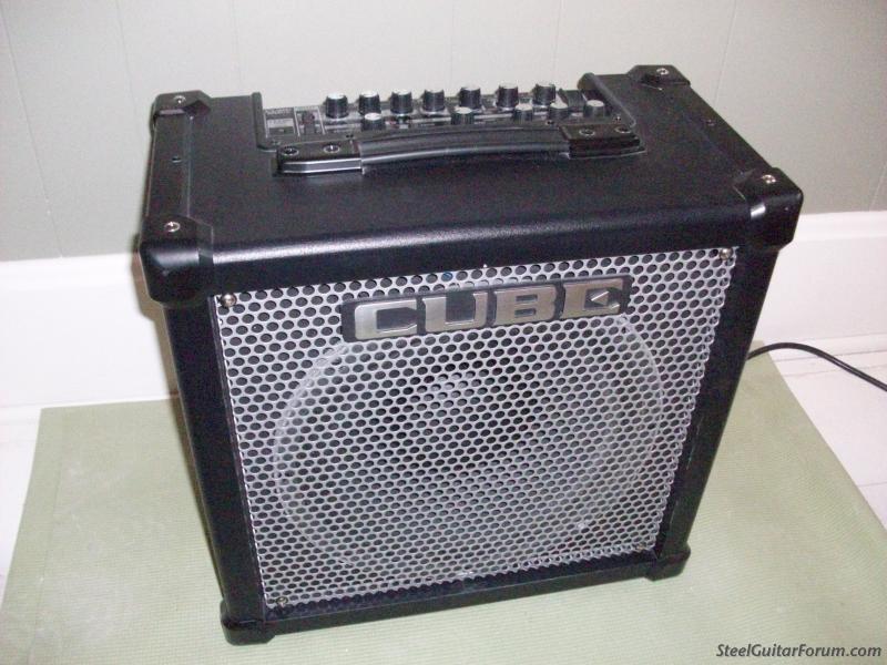 Roland Cube 80 GX Amp : The Steel Guitar Forum