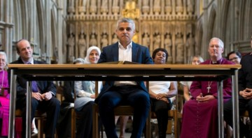 "Muslim Mayor Sets Up Task Force To Jail Those Who ""Offend"" Muslims Online"