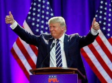 Rasmussen Poll: Trump Takes The Lead