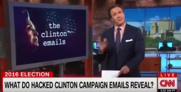 CNN Suggests It's Illegal To View Wikileaks/Clinton Emails On Your Own