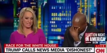 All Hell Breaks Loose On CNN (Video)