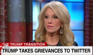 BOOM! Kellyanne Conway Shuts Down CNN's Cuomo