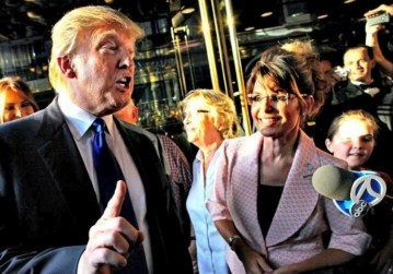 Sarah Palin Calls On Trump To Get The U.S. The Heck Out Of The United Nations (Audio)