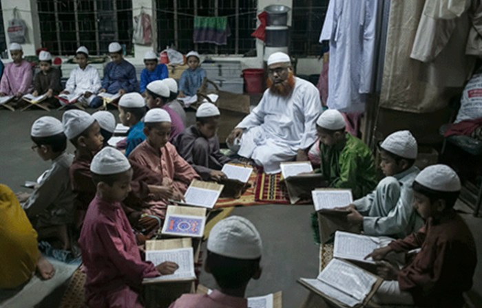 Child Trafficking Victims Forced To Convert To Islam