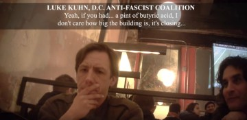 Leftist Groups Plotting Terrorism At Trump Inauguration (Video)