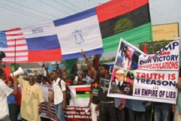 Report: After Pro-Trump Rally In Nigeria 20 Dead, 200 Missing