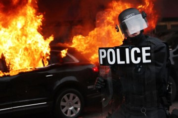 For Felony Rioting Most Of 230 Rioters Arrested Inauguration Day Could Face 10 Years In Prison & $25k Fine