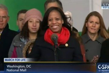 """Mia Love's Powerful Words At """"March For Life"""""""