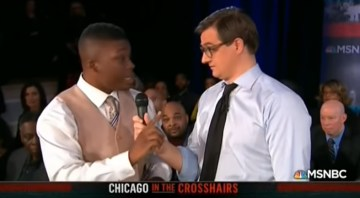 "OUCH! Chicago Resident Blasts Rahm Emanuel: ""This Mayor Doesn't Care About Black People!"" (Video)"
