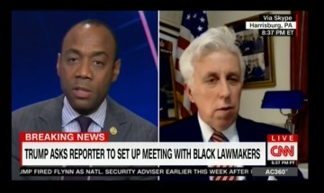 "NAACP President Flips Out When He's Asked If He'd ""Be Okay With A Congressional White Caucus?"
