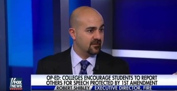 Hundreds Of Campuses Encourage Students To Turn In Fellow Students For Offensive Speech