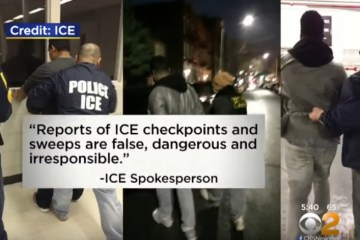 Under Trump, ICE Agents Actually Feel Free To Do Their Jobs