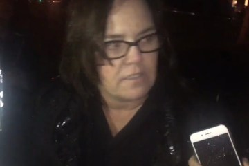 """Delusional Rosie O'Donnell: Trump's """"Going Down"""" For """"Treason"""""""