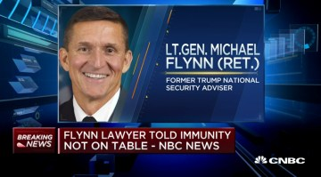 BREAKING: Senate Rejects Flynn's Request For Immunity