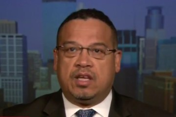 "Dem Rep. Keith Ellison Calls For Uprising To ""Take Back Our Government"" From Trump"
