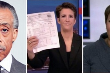 Dear Rachel Maddow: While You're On The Subject Of Taxes… How About Exposing This?