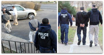 ICE Hits 'Sanctuary City' Philadelphia: Arrest 248 Criminal Illegal Immigrants