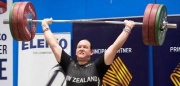 Transgender Wins International Women's Weightlifting Title