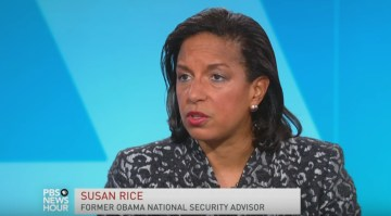 """Watch Susan Rice Lie About Spying On Trump: """"I Know Nothing About This""""… But This Says Otherwise (Video)"""