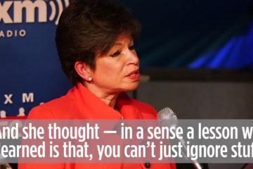 Valerie Jarrett: We Should Thank Susan Rice For Her Service (Video)