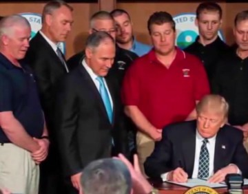 Say GoodBye To Obama's Legacy: Trump To Issue Executive Order For Offshore Drilling