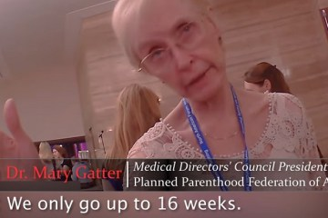BREAKING: Planned Parenthood Doctor Caught Selling Baby Parts AGAIN! (Video)