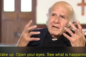 """Jesuit Monk WARNS: """"The numbers do not lie; Europe will be Islamized"""""""