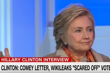 """Hillary Takes """"Personal Responsibility"""" For Her 2016 Loss… Then Immediately Blames """"Comey & Russian Hackers"""" For Loss (Video)"""