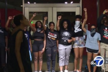 "Snowflakes Take Over University Building... Demand White Dorm Be Painted ""Pan-Afrikan"" Colors"