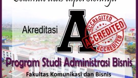Business Administration Study Program Achieved Excellent Accreditation