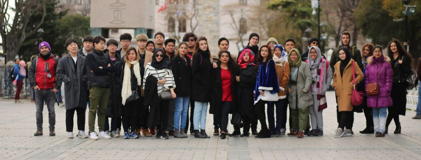 International Class: Delightful Istanbul Winter School 2018