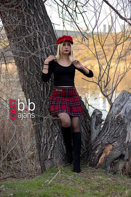 Cas Ajans Ankara Foto Model Oyuncu
