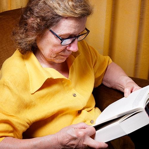 קריאה ספר כחלק מחינוך אלטרנטיבי