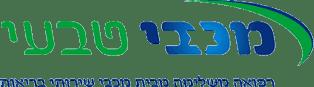 לוגו מכבי טבעי