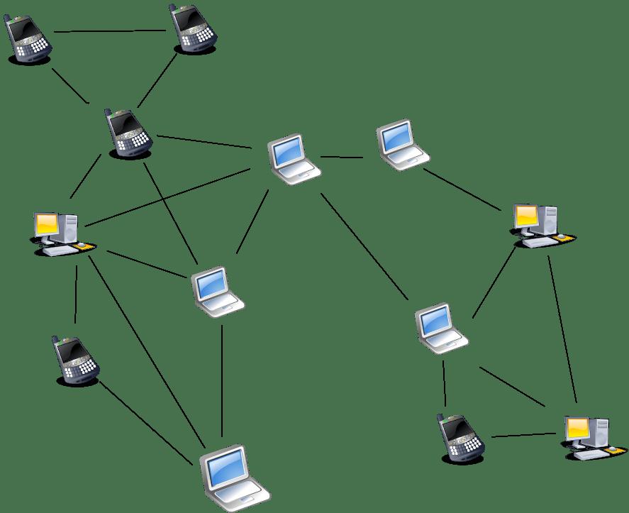 wireless home network design diagram