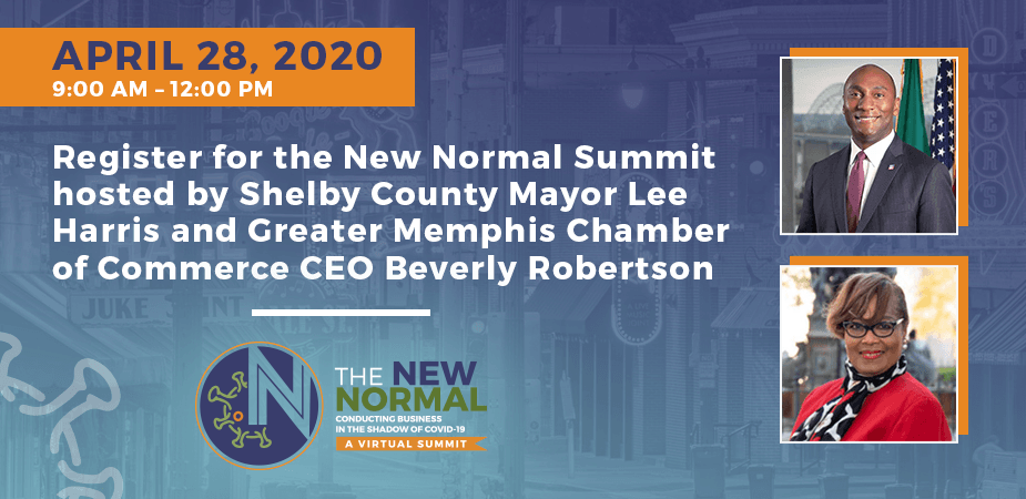 """New Normal"" Virtual Summit for Shelby County Leaders"