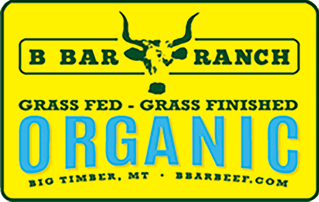 The B Bar Ranch Beef label, look for us in stores near you.