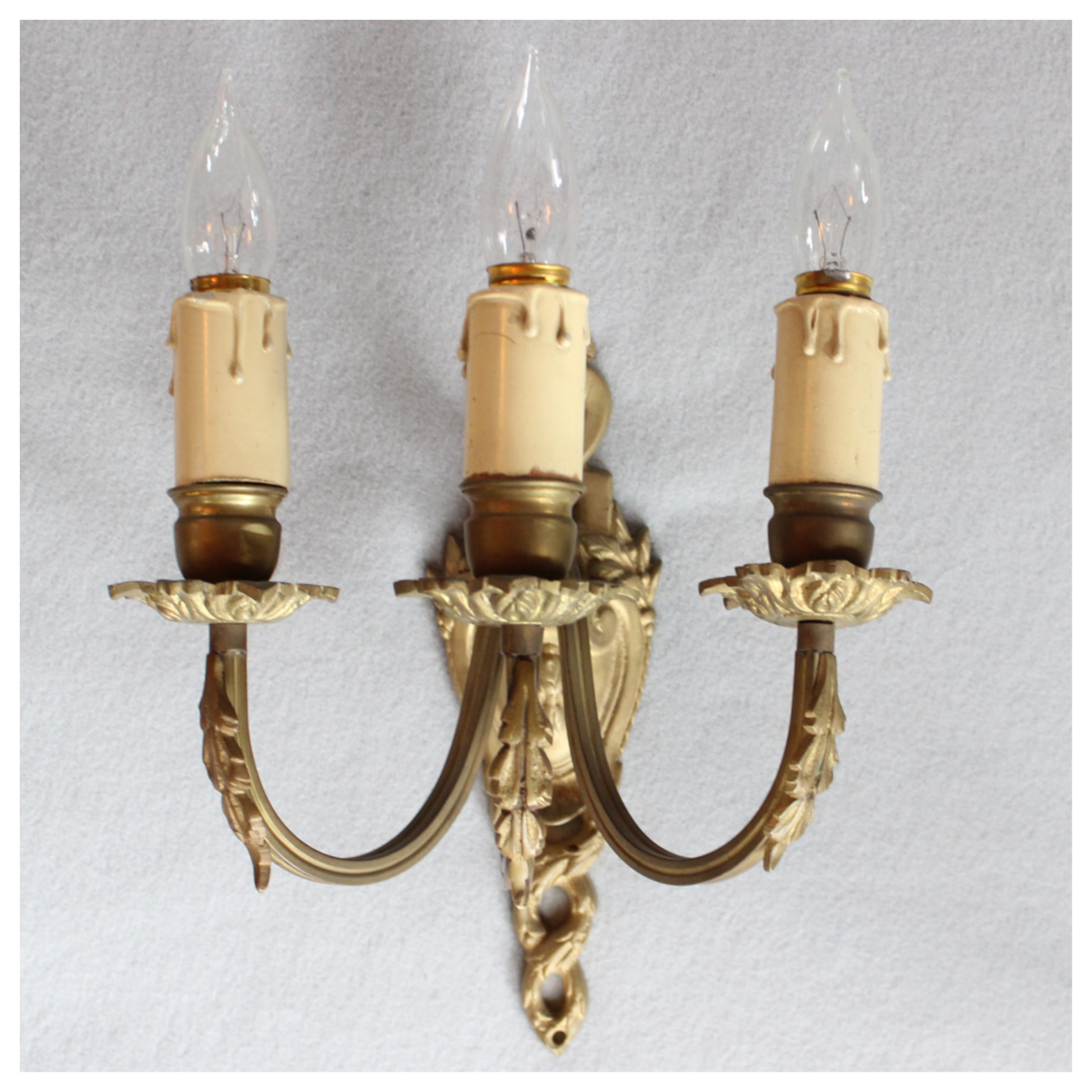 vintage chandelier: NEW 45 VINTAGE CHANDELIER WALL SCONCES