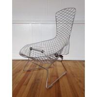 Original Midcentury Vintage Harry Bertoia Bird Chair for ...