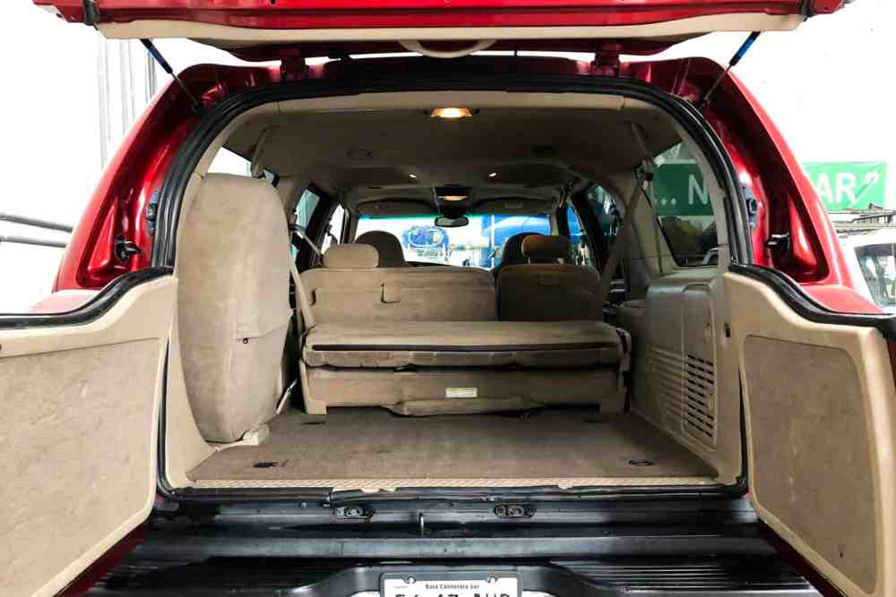 medium resolution of ford excursion back bbb rent a car los cabos