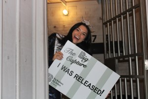 Nicole Wingard gets released from The Big Capture