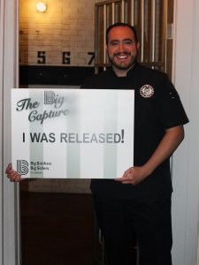 Tony Garcia Gets Released!
