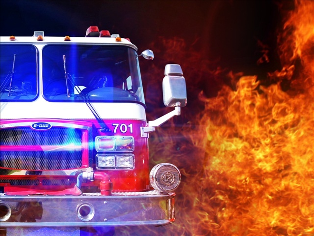 Man dies in Mobile Home Fire South of Rockwood