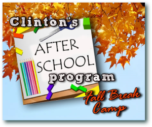 Clinton Fall Break Camp