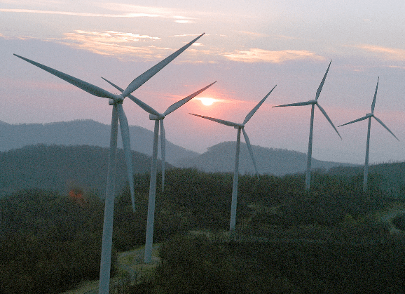 Tennessee Wind Project Suspended