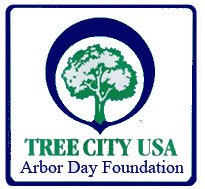 CLINTON NAMED TREE CITY, U.S.A.