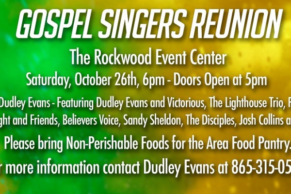Gospel Singers Reunion