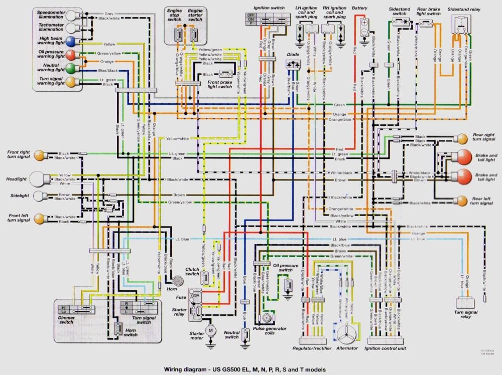 medium resolution of gs500 wiring diagram owner manual and wiring diagram books u2022 rh solarrius com suzuki gs 500