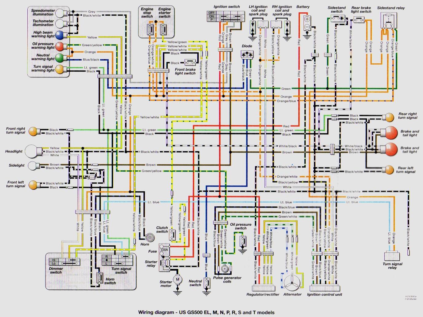 hight resolution of gs500 wiring diagram owner manual and wiring diagram books u2022 rh solarrius com suzuki gs 500