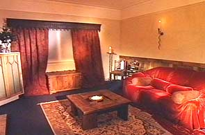 BBC Homes Design inspiration Medieval Living Room